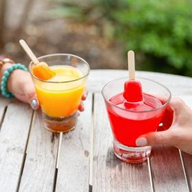 Pourquoi vous allez craquer pour le poptail, mélange parfait du sorbet et du cocktail