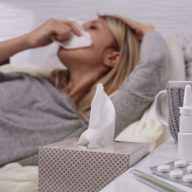 5 conseils pour bien dormir quand on a le nez bouché
