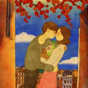 20 illustrations qui montrent que l'amour se nourrit des petites attentions du quotidien