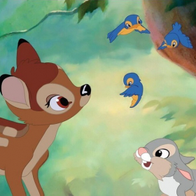 Disney sortira bientôt un remake de Bambi en live action