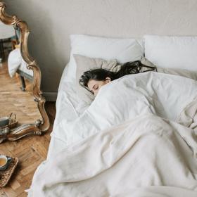 « Mon Oreiller et Moi » et ses 5 types d'oreillers pour un sommeil tout doux