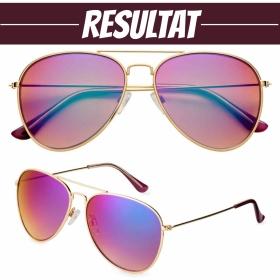 Résultat du concours pour gagner des lunettes de soleil H&M