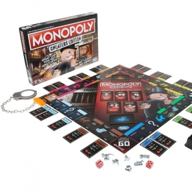 Avis à tous ceux qui trichent au Monopoly : une édition spéciale tricheurs va bientôt sortir !
