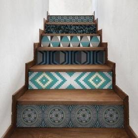 9 idées décos pour un escalier joli et original