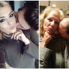 Ces parents reproduisent les selfies de leurs enfants pour les embêter... et le résultat est encore plus réussi !