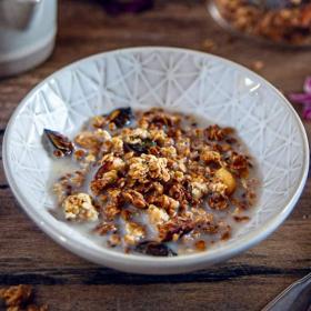 La recette de granola maison facile et gourmande