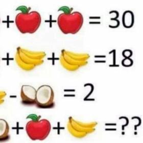 Trouvez la réponse à l'équation qui rend les gens fous sur Facebook