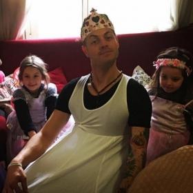 22 photos de pères incroyables : leurs enfants sont bien chanceux de les avoir !
