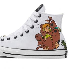 Converse vient de sortir une collection Scooby-Doo et nous fait retomber en enfance