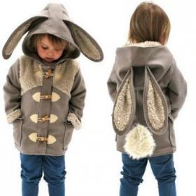 Ces manteaux géniaux transforment vos petits bouts en animaux adorables !