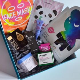 Recevez votre Sephora Box K-Tech Beauty de 8 mini produits offerts !