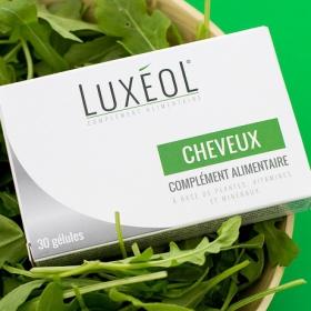 Concours : 5 boîtes de compléments alimentaires Luxéol cheveux à gagner !