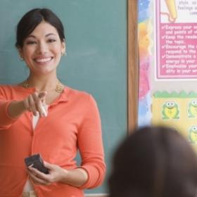 Vis ma vie d'institutrice ou professeur des écoles