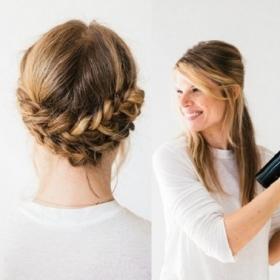 14 tutos coiffures faciles réalisables en moins de 5 minutes