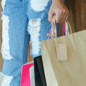 Un centre commercial 100% produits de seconde main entre dans le Guinness des records