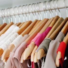 DIY : j'organise mon dressing pour moins d'1€