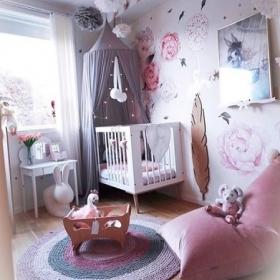 10 idées décos créatives pour une chambre de bébé parfaite