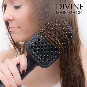 Résultat du concours pour gagner 1 brosse électrique sèche-cheveux Divine