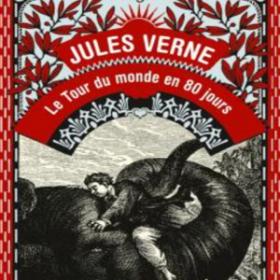 J'ai lu Le Tour du monde en 80 jours de Jules Verne
