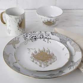 Vous pouvez désormais vous offrir un service à thé Harry Potter avec la carte du Maraudeur