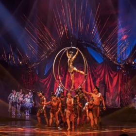 Le Cirque du Soleil diffuse ses spectacles en ligne gratuitement pendant le confinement