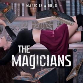 La nouvelle série The Magicians débarque le 4 octobre sur Syfy !