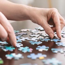 8 raisons pour lesquelles faire un puzzle est un excellent anti stress