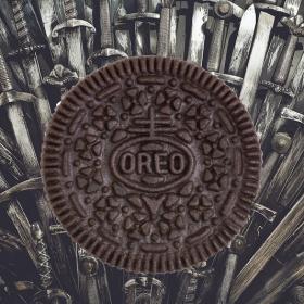 Oreo sort une gamme de cookies Game of Thrones, et on a hâte de se régaler