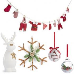 La collection déco de Noël Primark est tellement mignonne qu'on a envie de tout acheter