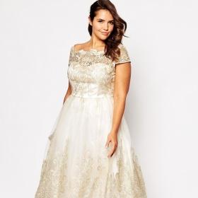 Quelle tenue grande taille porter pour un mariage ?