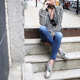 Notre sélection des 5 plus belles paires de chaussures argentées pour les femmes
