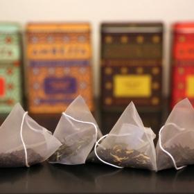 11 choses que vous pouvez faire avec vos sachets de thé