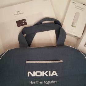 Concours : gagnez 1 pack famille NOKIA contenant 1 pèse personne, 1 thermomètre et 1 tensiomètre connectés !