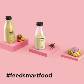 Feed, le repas complet et équilibré des personnes actives