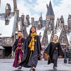 Vous pouvez désormais visiter le parc d'attractions Harry Potter sans quitter votre salon