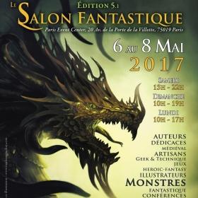 Résultats du concours Salon Fantastique 2017 : qui sont nos 10 gagnants d'une invitation ?