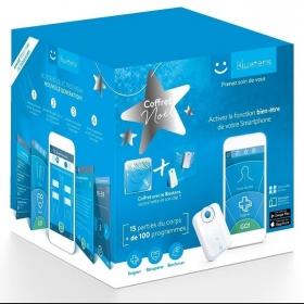 Concours : 1 coffret Noël électrothérapie Bluetens de 149€ à gagner !