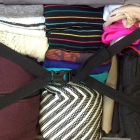 6 conseils à connaître pour faire entrer plus de 200 vêtements dans sa valise