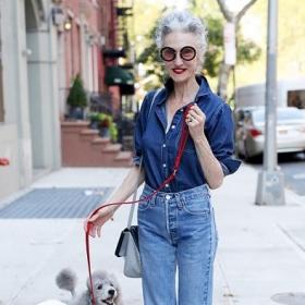 26 seniors tendances qui prouvent que le style n'a pas d'âge