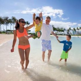 7 destinations idéales pour des vacances en famille