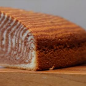 La recette du cake zébré marbré facile pour un maximum d'effet (avec un minimum d'efforts !)