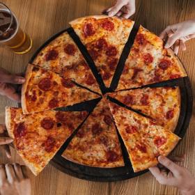 Manger de la pizza pourrait vous aider à améliorer votre productivité