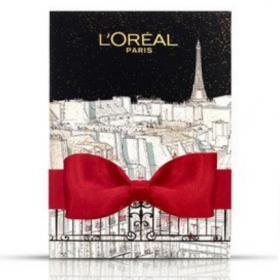 L'Oréal vient de sortir son calendrier de l'Avent 2019 avec pas moins de 20 produits de maquillage