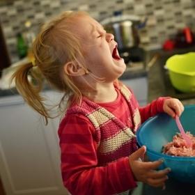 Ce qui arrive quand votre enfant explose de colère pour des détails