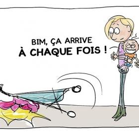 12 illustrations amusantes qui résument la vie de TOUTES les mamans !