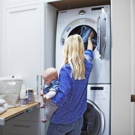 Voici comment nettoyer votre machine à laver en seulement quelques minutes