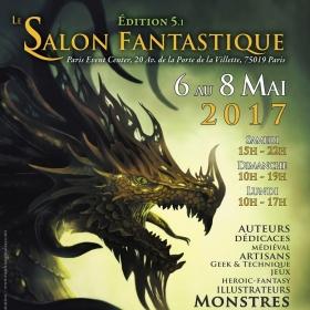 Concours : 10 invitations au Salon Fantastique 2017 à gagner !