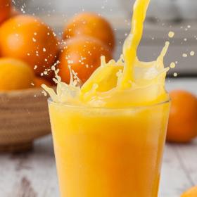 Boire du jus d'orange au petit déjeuner pourrait être mauvais pour la santé