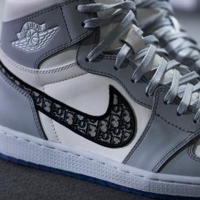 Dior et Nike viennent de dévoiler leurs nouvelles Air Jordan 1, et elles sont sublimes