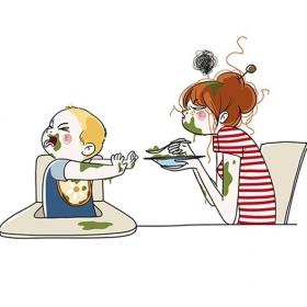 Cette maman explique ce que c'est d'avoir des enfants en 17 illustrations hilarantes